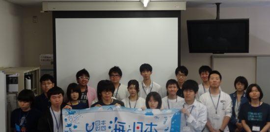 うみぷろワークショップin富山情報ビジネス専門学校