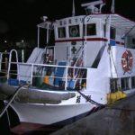 3月22日ホタルイカ海上観光スタート