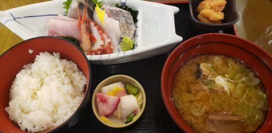 魚どん亭①